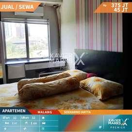 Disewakan Apartement Suhat Soekarno Hatta Dekat Brawijaya Malang