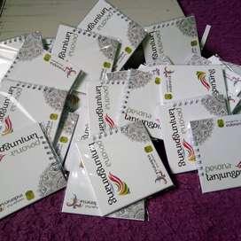 Note book custom murah