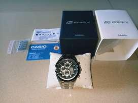 Jam tangan Casio Edifice EF539D Original