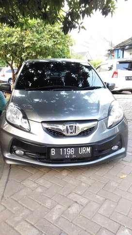 Honda brio e matic 2014 ajib
