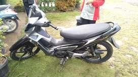 Supra X 125 tahun 2011