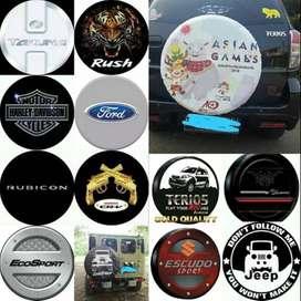 Cover/Sarung Ban Daihatsu Terios/Rush/Vitara/Rocky Aksesoris elegan ya