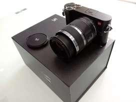 kamera mirrorless yi m1 touchscreen wifi