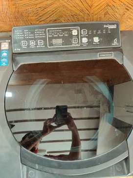 Whirlpool 6.5kg top load fully automatic washing machine