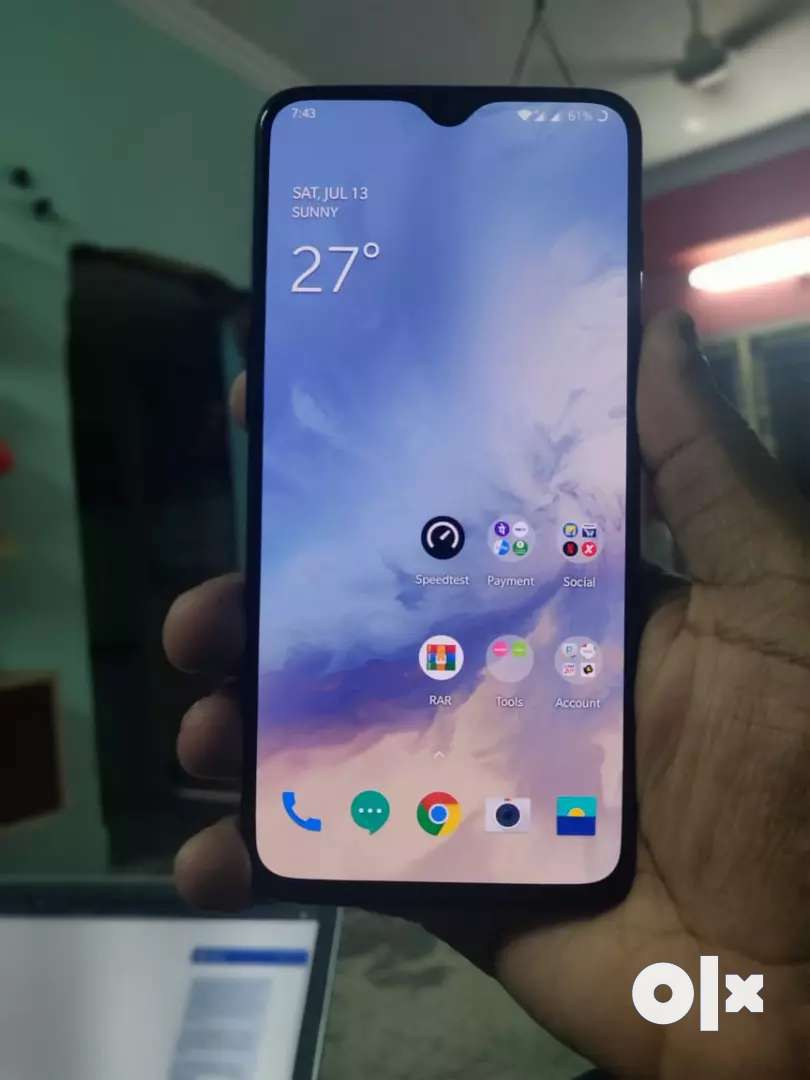 OnePlus 6T 6GB/128GB(Complimentary: Oneplus typec  bullets 0