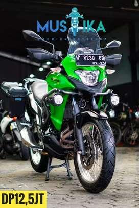 Kawasaki Versys 250 ABS TOURER 2018, Odo 3rb Istimewa-Mustika Motoshop