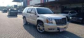 Cadillac Escalade Platinum  6.2 V8 AWD 2010