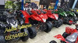 Quad latest sports led lights atv quad  4wheels delivery all pakistan