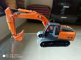 New Diecast Model HITACHI ZAXIS200 in Scale 1:40 Original Box packing