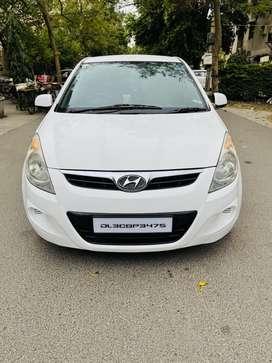 Hyundai i20 1.2 Magna Executive, 2010, Petrol