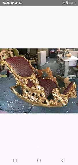 Kursi goyang raja