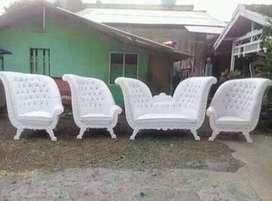Jual Kursi Sofa Pelaminan #2313