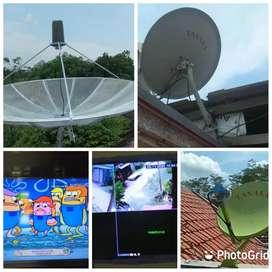Teknisi pasang parabola cctv servis area Binongko wakatobi