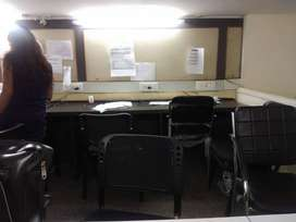 Well Furnished Office Space Available For Rent In Vashi Sector 30A