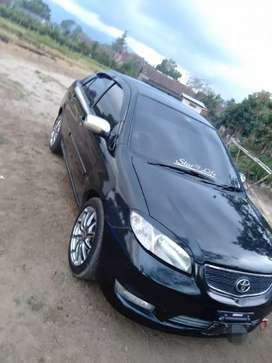 Vios limo 2004., Plat F, Semi Upgrade , camera +sensor Ok.