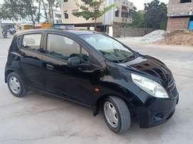 Chevrolet Beat LS, 2010, Petrol