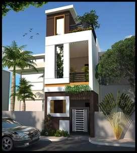 1Bhk Row House Sale At Singapure Township