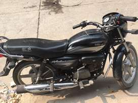 Bike in good condition a very shining piece all documents are ready