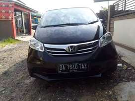 Honda Freed 2012 Hitam Pajak Aman