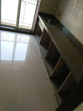 A 2 BHK flat available for sell in Ulwe.