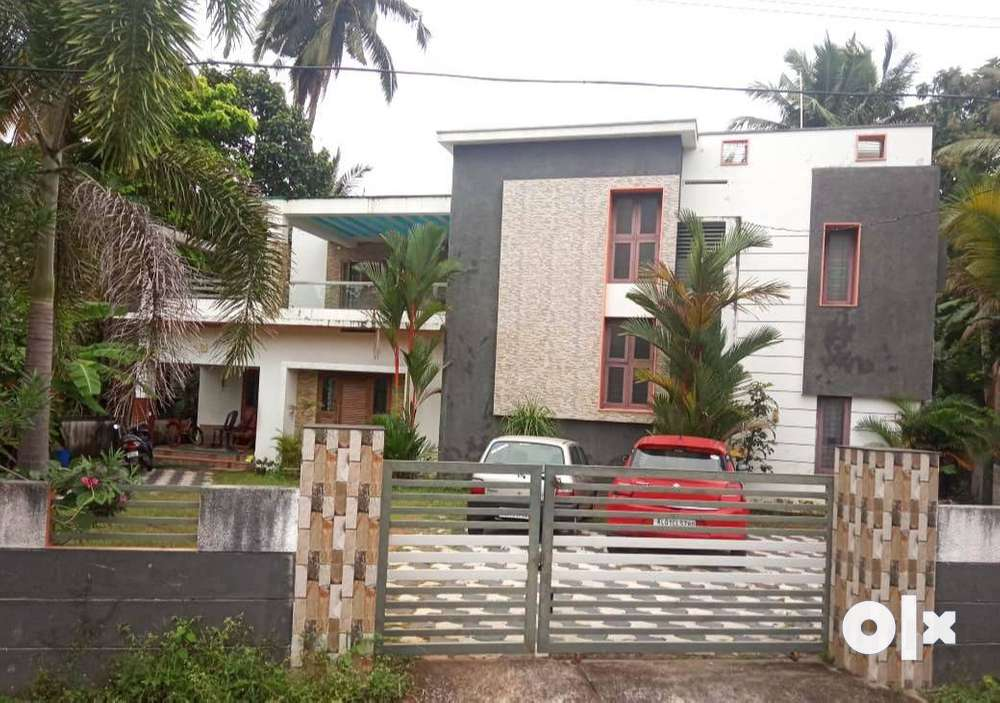 contemporary house for sale near sasthamangalam