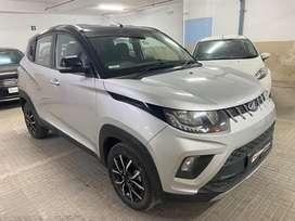 Mahindra KUV 100 G80 K8 Dual Tone, 2017, Petrol