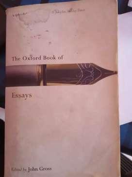 Oxford Books :Essays