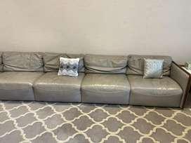 8 Seater Sofa Set + Carpet