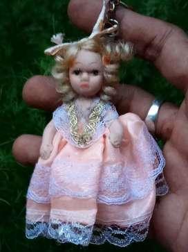 Keycahain, ganci..boneka keramik..