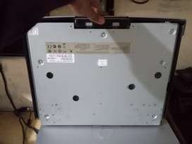 Hp LCD with keyboard mouse attached