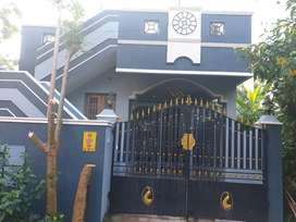 Independent 2BHK house for rent in Odiampet ( near Villianur)