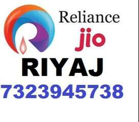 Reliance jio company in helper,store keeper,supervisor