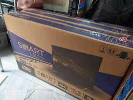 """Brand new 40"""" Android led with year warranty"""