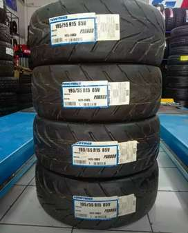 Jual ban import TOYO 195/55/R15 PXR888 for vios march jazz