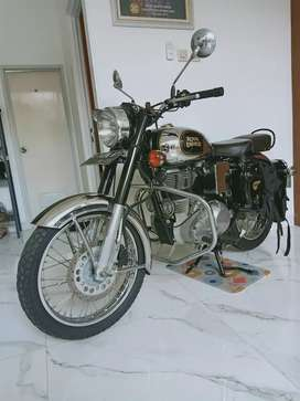 Royal Enfield Classic 500 Chrome 2017