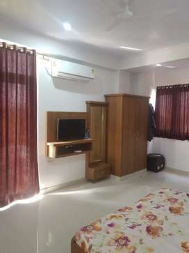 Newly independent fully furnished studio flat, Ajmer road Vaishali Nag