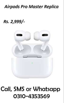 Airpods Pro H1 Chip Brand New Sealed White Black Air Pods Ship Posible