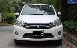 Suzuki Cultus VXL 2017 available on easy  monthly installments