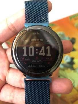 Amazfit pace jam tangan