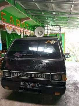 Mitsubishi Pick Up Nopol BG 9059 DL