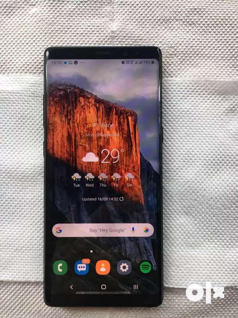 Samsung Note 8 (Black) 0