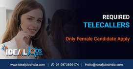 Urgent Requirement for Tele Calling.