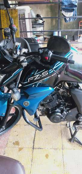 Sale fz first owner self start good condition