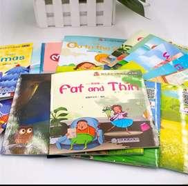 New English story book 60 buku