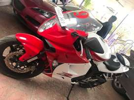 New condition Hyosung GT sports bike