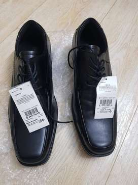 Original Marks & Spencer Black Shoes