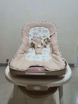 Highchair kursi makan plus infant seat Merk Summer
