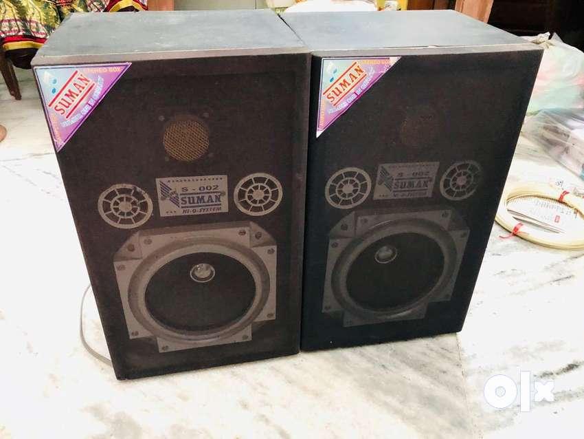 2 box Speaker 0