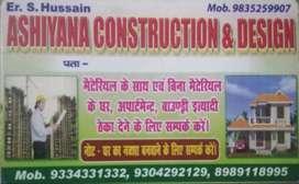 ASHIYANA CONSTRUCTION & DESIGN