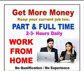 Pray/fall time work from home opportunity
